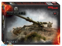 "Мозаика ""puzzle"" 80 дет. ""World of Tanks"" в ассортименте 77168"
