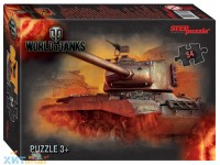"Мозаика ""puzzle"" 54 ""World of Tanks"" 71171"