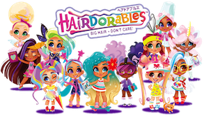 Куклы Hairdorables